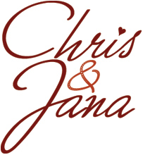 Chris and Jana